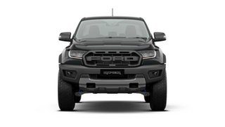 2020 Ford Ranger PX MkIII 2020.75MY Raptor Shadow Black 10 Speed Sports Automatic Double Cab Pick Up.
