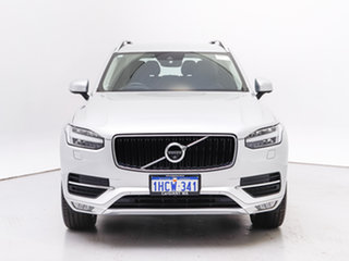 2017 Volvo XC90 256 MY17 D5 Momentum (AWD) Silver 8 Speed Automatic Geartronic Wagon.