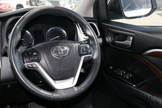 2015 Toyota Kluger GSU55R Grande (4x4) Silver 6 Speed Automatic Wagon