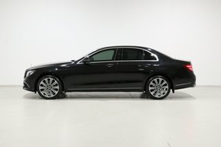 2019 Mercedes-Benz E220 213 MY19 D Black 9 Speed Automatic G-Tronic Saloon