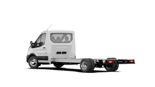 2021 Ford Transit VO 2021.25MY 430E Frozen White 10 Speed Automatic Single Cab Cab Chassis