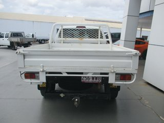 2011 Ford Ranger XL XL 3.2 (4x4) White 6 Speed Manual Extracab.