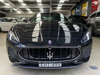 2020 Maserati Granturismo M145 Sport Black Automatic Coupe.