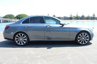 2016 Mercedes-Benz C-Class W205 807MY C250 d 7G-Tronic + Grey 7 Speed Sports Automatic Sedan