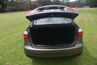 2012 Kia Cerato TD MY12 S Gold 6 Speed Sports Automatic Hatchback