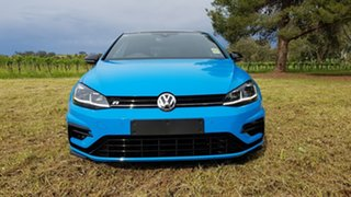 2020 Volkswagen Golf 7.5 MY20 R DSG 4MOTION Final Edition Victory Blue 7 Speed.