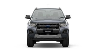 2020 Ford Ranger PX MkIII 2020.75MY Wildtrak Meteor Grey 10 Speed Sports Automatic.