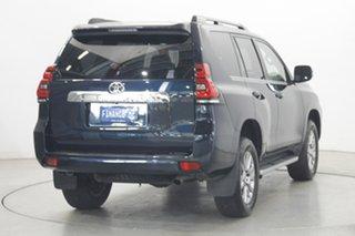 2019 Toyota Landcruiser Prado GDJ150R VX Blue 6 Speed Sports Automatic Wagon