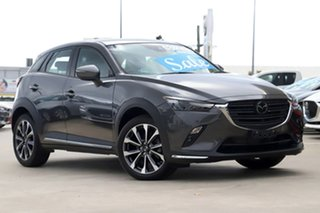 2019 Mazda CX-3 DK2W7A Akari SKYACTIV-Drive FWD Machine Grey 6 Speed Sports Automatic Wagon.