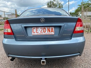 2004 Holden Commodore VZ Executive Grey 4 Speed Automatic Sedan