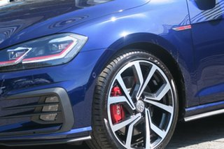 2020 Volkswagen Golf 7.5 MY20 GTI DSG Blue 7 Speed Sports Automatic Dual Clutch Hatchback.