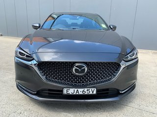 2020 Mazda 6 GL1033 Atenza SKYACTIV-Drive Machine Grey 6 Speed Sports Automatic Sedan
