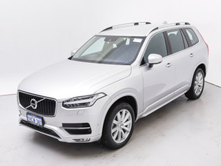 2017 Volvo XC90 256 MY17 D5 Momentum (AWD) Silver 8 Speed Automatic Geartronic Wagon