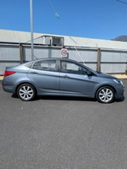 2017 Hyundai Accent RB6 MY18 Sport Grey 6 Speed Sports Automatic Sedan.