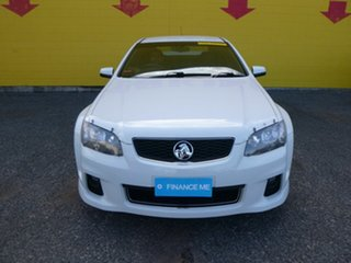 2012 Holden Commodore VE II MY12 SS White 6 Speed Sports Automatic Sedan.