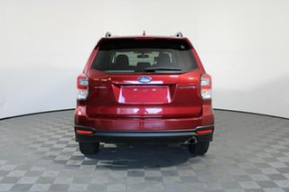 2017 Subaru Forester S4 MY18 2.5i-L CVT AWD Red 6 Speed Constant Variable Wagon