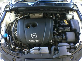 2017 Mazda CX-5 KF2W7A Maxx SKYACTIV-Drive FWD Sport Snowflake White Pearl 6 Speed Sports Automatic