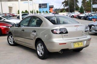 2008 Mazda 3 BK10F2 Neo Silver 5 Speed Manual Hatchback.