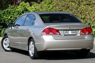 2007 Honda Civic 8th Gen MY07 VTi-L Satellite Mist 5 Speed Automatic Sedan.