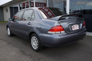 2005 Mitsubishi Lancer CH MY06 ES Grey 5 Speed Manual Sedan