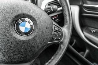 2013 BMW 116i F20 116i White 8 Speed Sports Automatic Hatchback