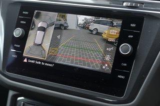 2019 Volkswagen Tiguan 5N MY20 132TSI Comfortline DSG 4MOTION Allspace Platinum Grey 7 Speed