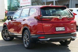 2020 Honda CR-V RW MY21 VTi 4WD L AWD Ignite Red 1 Speed Constant Variable Wagon.