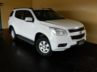 2015 Holden Colorado 7 RG MY16 LT (4x4) White 6 Speed Automatic Wagon