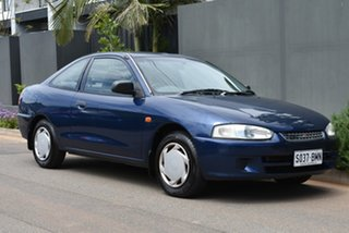 2001 Mitsubishi Lancer CE2 GLi Blue 5 Speed Manual Coupe