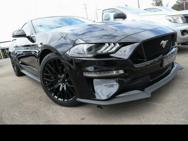 Used Ford Mustang  , Ford  2018 MY FASTBACK GT . 5.0L V8 10SPD AUT