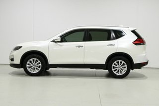 2018 Nissan X-Trail T32 Series 2 ST (2WD) White Continuous Variable Wagon