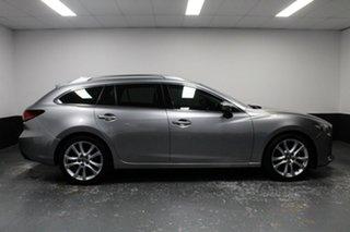 2014 Mazda 6 GJ1031 MY14 GT SKYACTIV-Drive 6 Speed Sports Automatic Wagon.