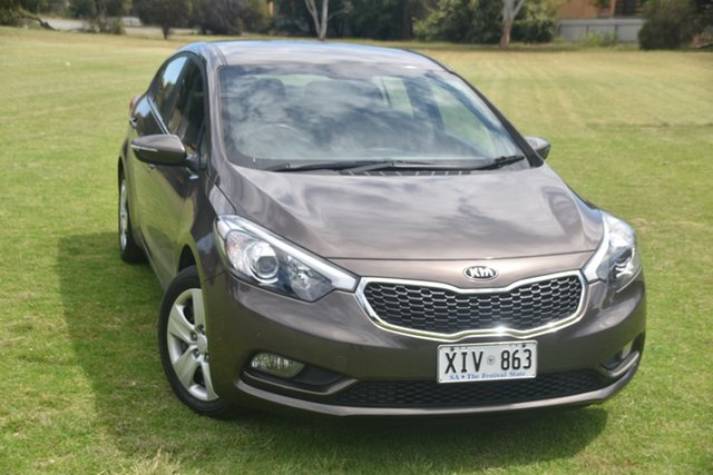 Used Kia Cerato TD MY12 S St Marys, 2012 Kia Cerato TD MY12 S Gold 6 Speed Sports Automatic Hatchback