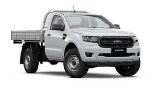 2020 Ford Ranger PX MkIII 2020.75MY XL Hi-Rider Arctic White 6 Speed Sports Automatic.