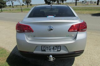2014 Holden Commodore VF MY14 Evoke Silver 6 Speed Sports Automatic Sedan
