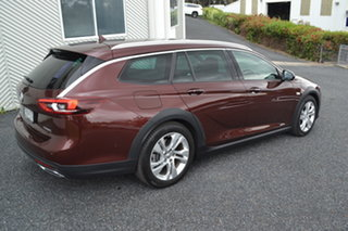 2018 Holden Calais ZB MY18 Tourer AWD Burgundy 9 Speed Sports Automatic Wagon