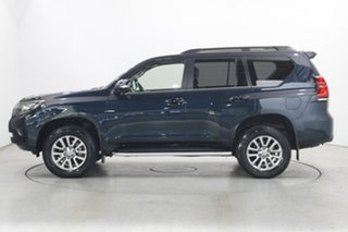 2019 Toyota Landcruiser Prado GDJ150R VX Blue 6 Speed Sports Automatic Wagon.
