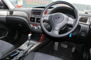 2009 Subaru Forester MY10 XS White 4 Speed Auto Elec Sportshift Wagon