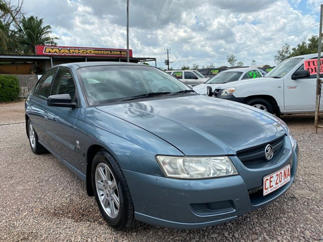 Used Holden Commodore VZ Executive Pinelands, 2004 Holden Commodore VZ Executive 4 Speed Automatic Sedan