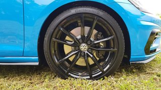2020 Volkswagen Golf 7.5 MY20 R DSG 4MOTION Final Edition Victory Blue 7 Speed