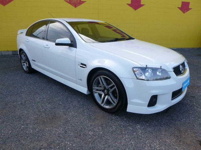Used Holden Commodore VE II MY12 SS, 2012 Holden Commodore VE II MY12 SS White 6 Speed Sports Automatic Sedan
