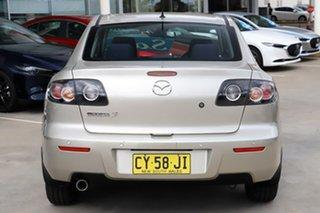 2008 Mazda 3 BK10F2 Neo Silver 5 Speed Manual Hatchback