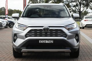 2019 Toyota RAV4 Mxaa52R Cruiser 2WD Silver Sky 10 Speed Constant Variable SUV