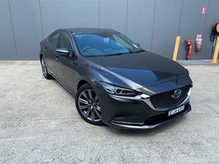 2020 Mazda 6 GL1033 Atenza SKYACTIV-Drive Machine Grey 6 Speed Sports Automatic Sedan.