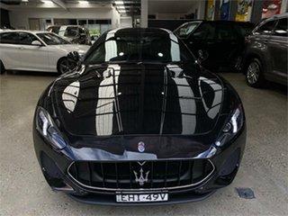 2020 Maserati Granturismo M145 Sport Black Automatic Coupe