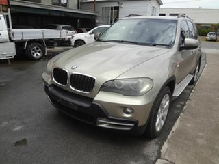 2008 BMW X5 E70 3.0D Brown 6 Speed Auto Steptronic Wagon