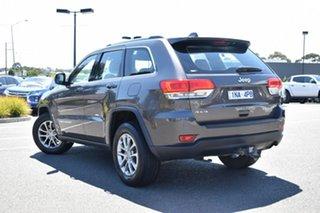 2015 Jeep Grand Cherokee WK MY15 Laredo Grey 8 Speed Sports Automatic Wagon.