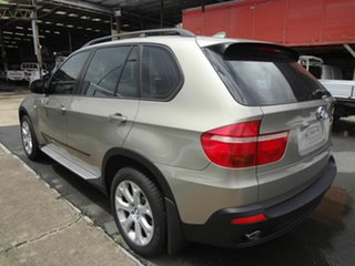 2008 BMW X5 E70 3.0D Brown 6 Speed Auto Steptronic Wagon.