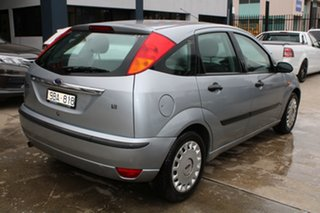 2003 Ford Focus LR CL Silver 5 Speed Manual Hatchback