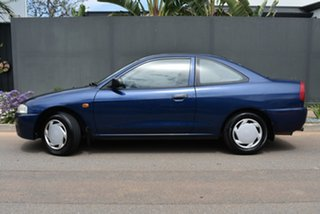 2001 Mitsubishi Lancer CE2 GLi Blue 5 Speed Manual Coupe.